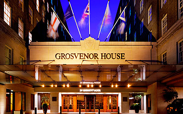 90 Years of JW Marriott Grosvenor House London