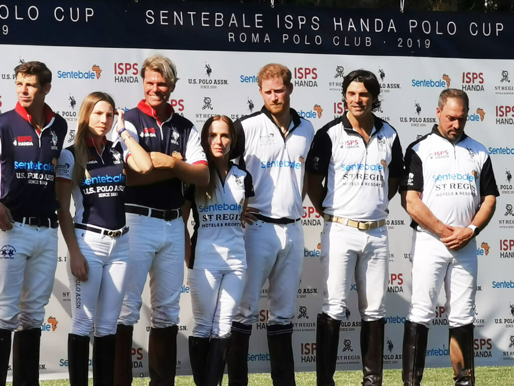 A Royal Salute To Polo In Rome 10