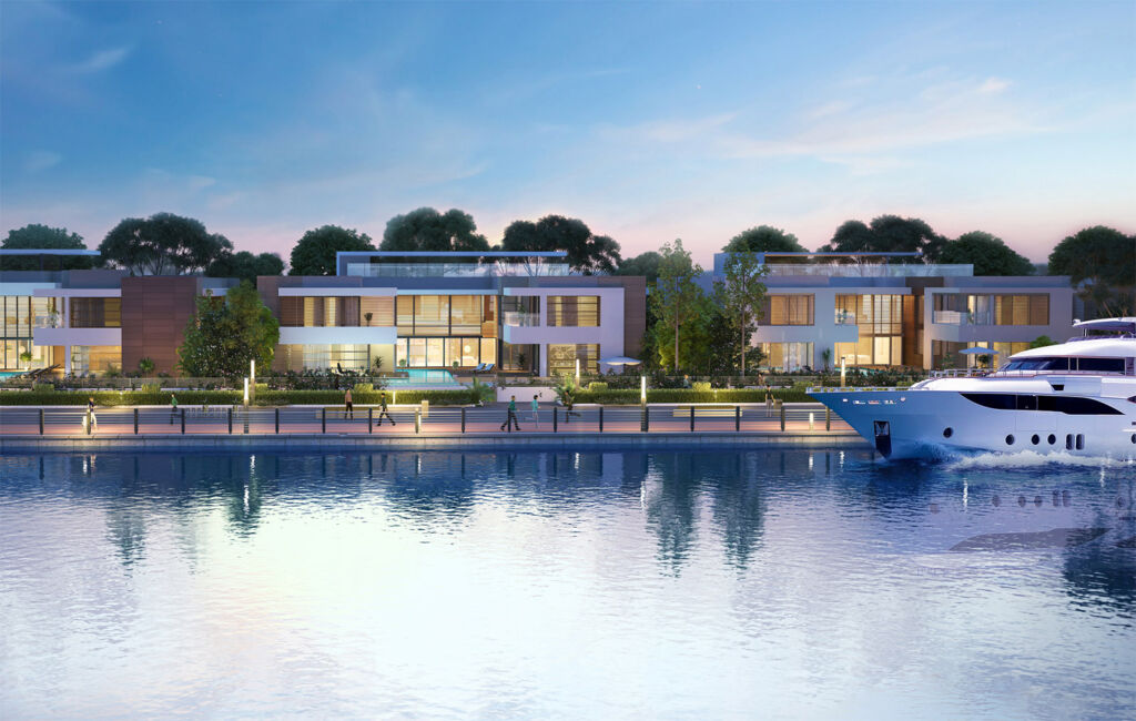 Sobha Realty Invites Applications for Dubai's only Luxury Canal-side Villas 6
