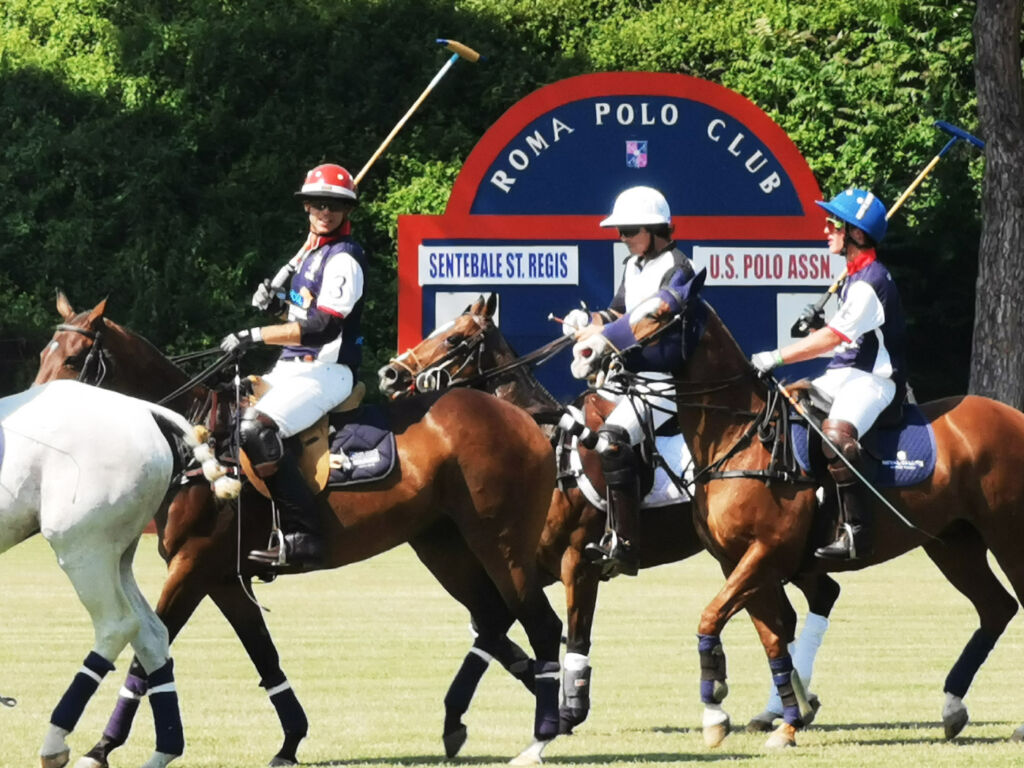 A Royal Salute To Polo In Rome 6