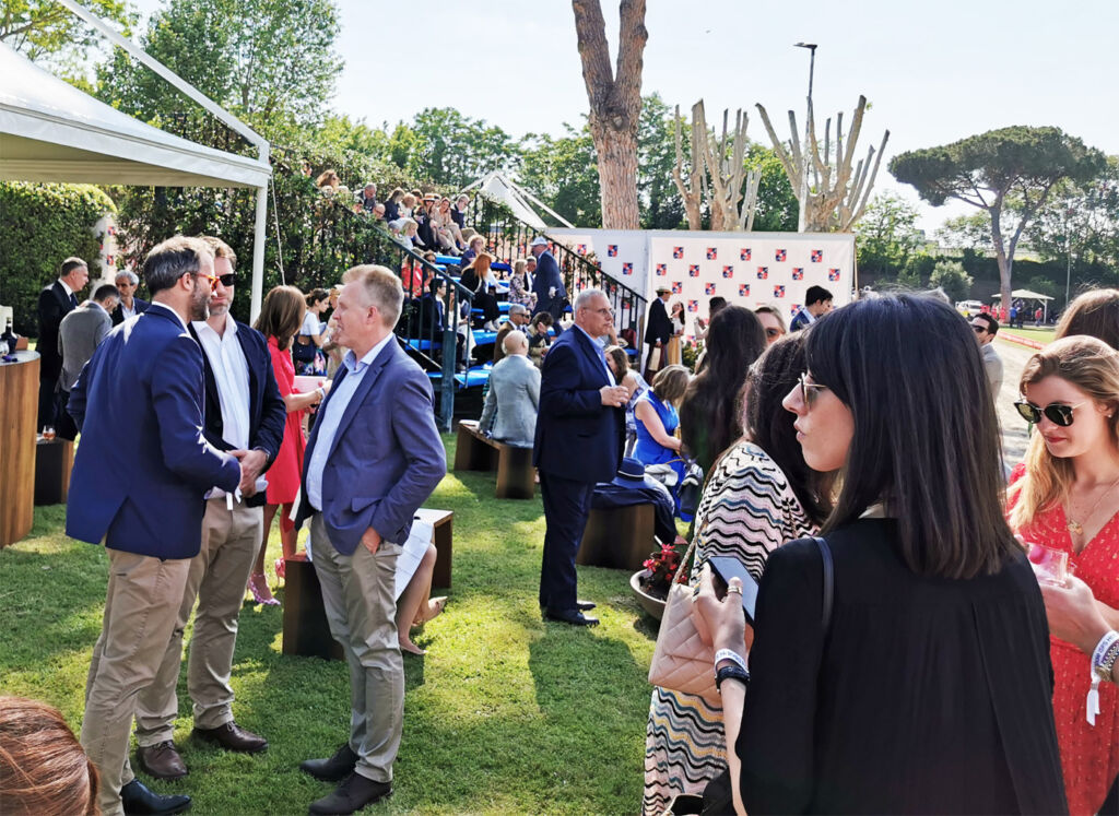 A Royal Salute To Polo In Rome 8