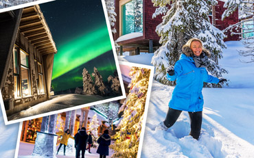 5-Day Lapland Safari to Yllas, Levi and Rovaniemi