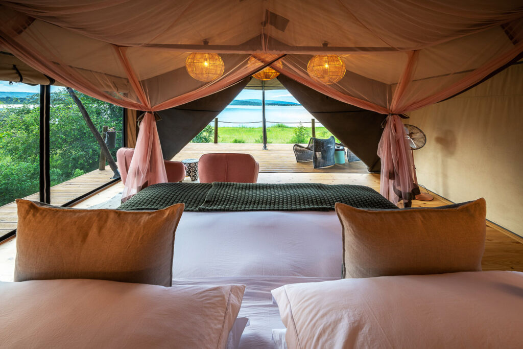 Luxury Safari Camp Magashi Opens In Rwanda's Akagera National Park 4