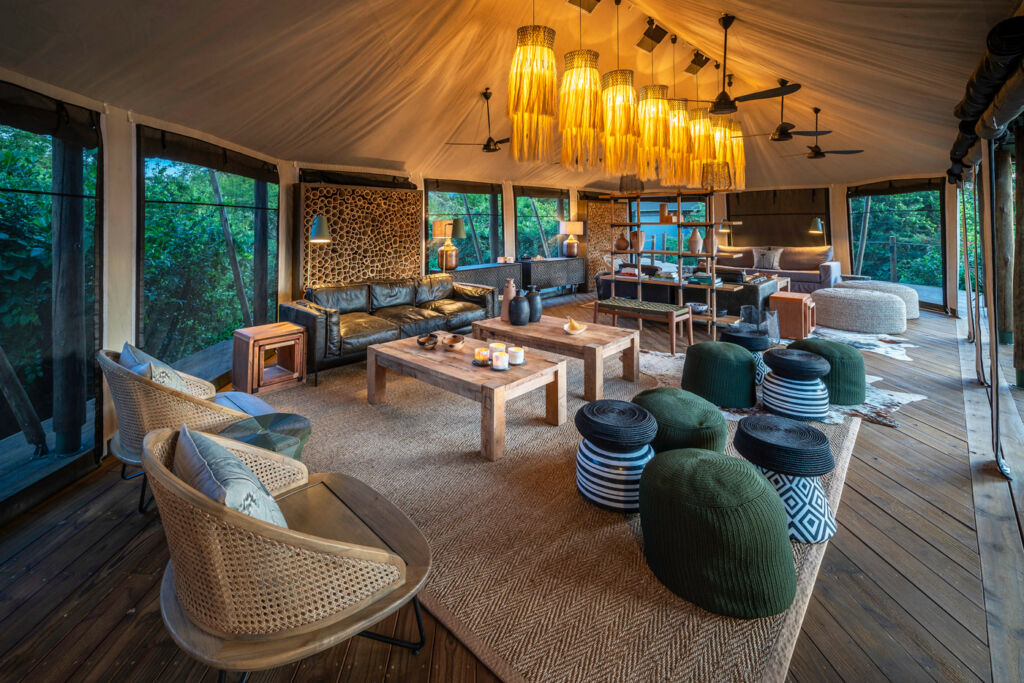 Luxury Safari Camp Magashi Opens In Rwanda's Akagera National Park 6