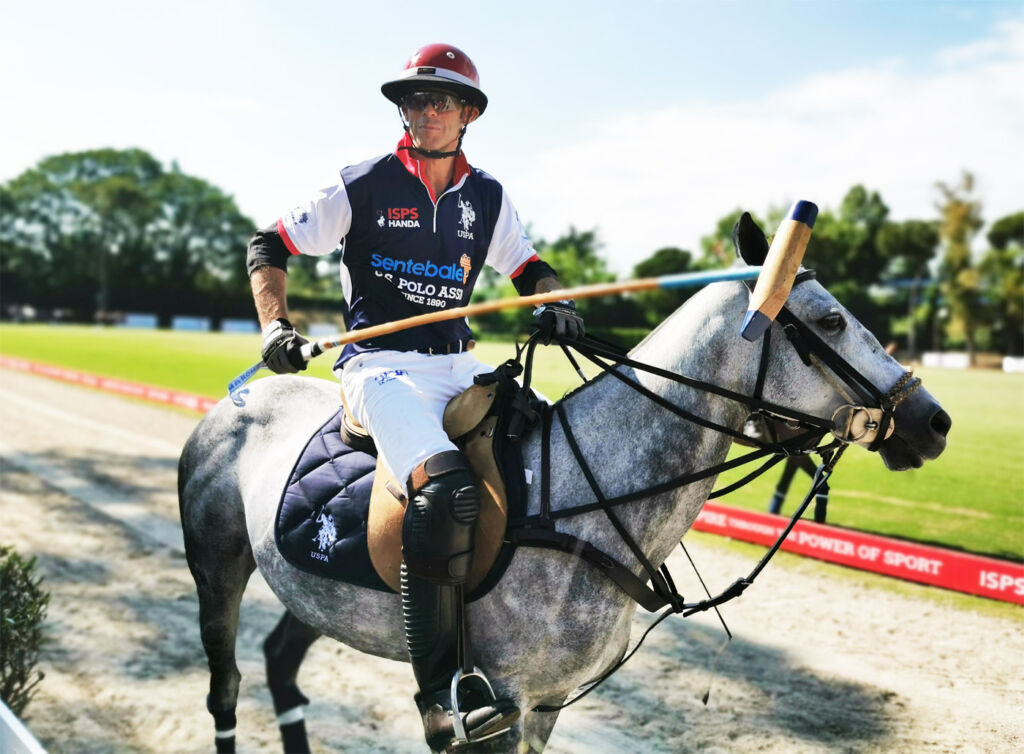 Malcolm Borwick: World Polo Ambassador for Royal Salute