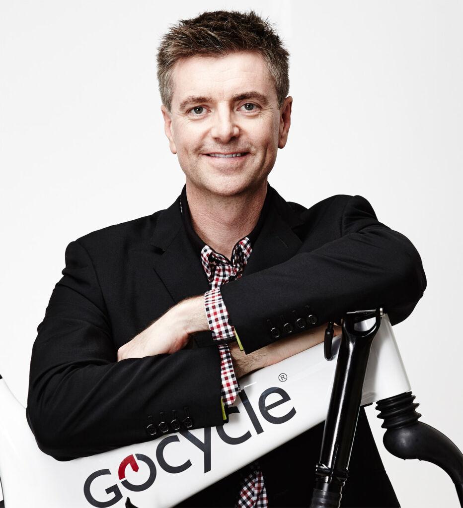 Richard Thorpe Gocycle.