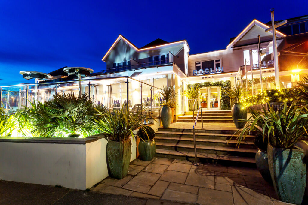Roslin Beach Hotel In Southend-On-Sea