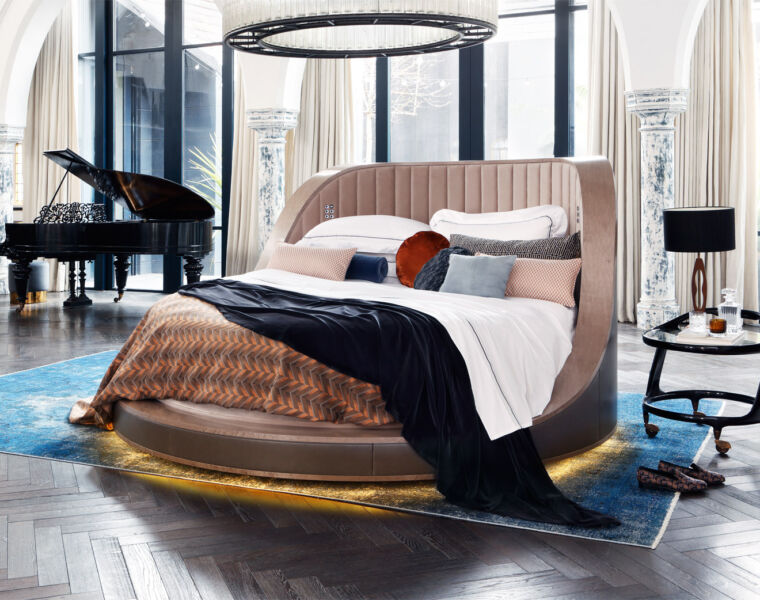 The Most Luxurious Bed in the World