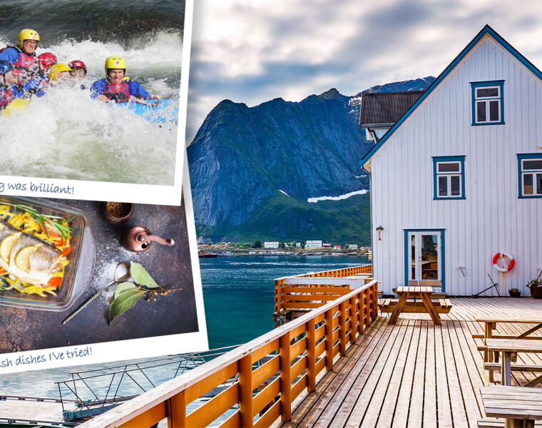 Getting Deep Under In Norway In Search of Food And Adventure