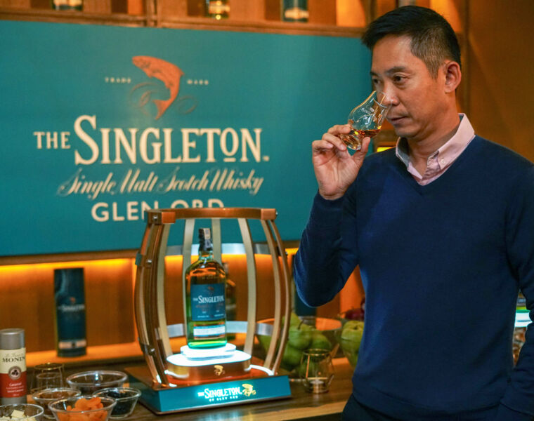 Singleton of Glen Ord Aged 14 Years