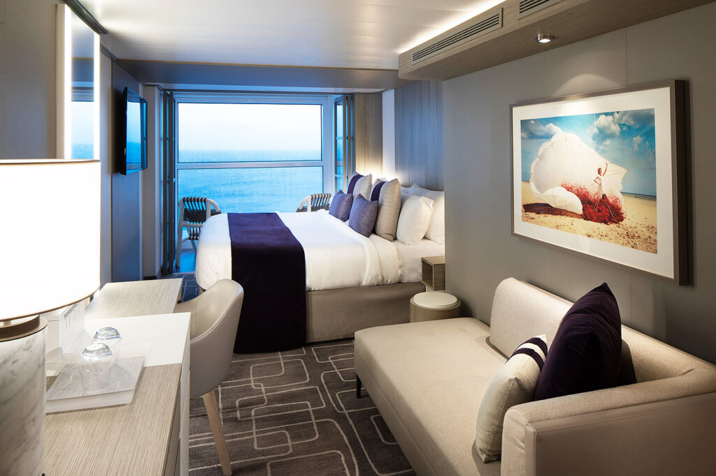 "Celebrity Cruises Literally Has The ""Edge"" On The Seas 7"