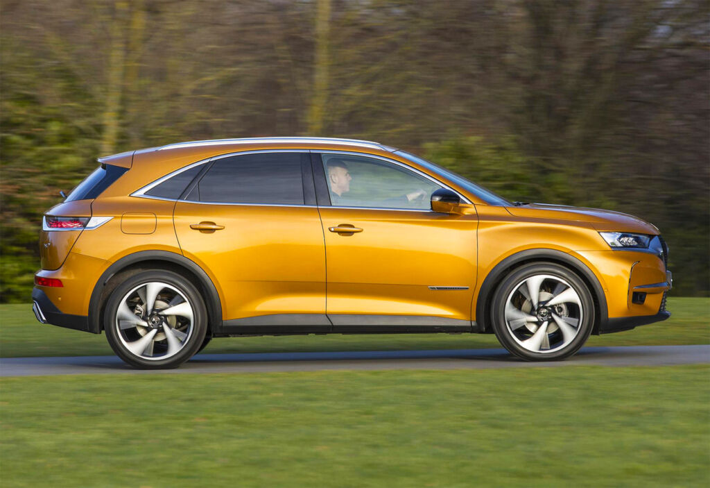 Luxurious Magazine Road Test: The DS 7 CROSSBACK PureTech 180 SUV 2