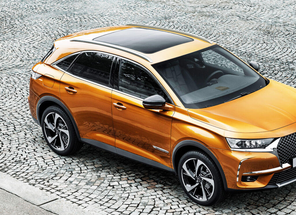 Luxurious Magazine Road Test: The DS 7 CROSSBACK PureTech 180 SUV 4