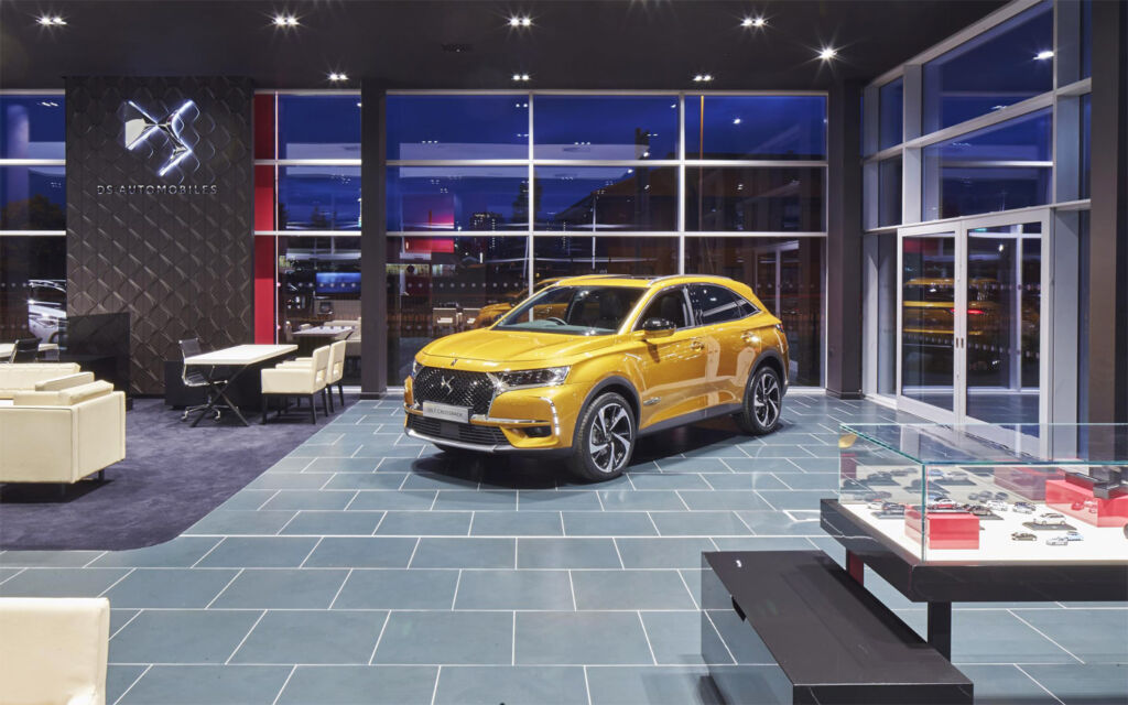 Luxurious Magazine Road Test: The DS 7 CROSSBACK PureTech 180 SUV 6