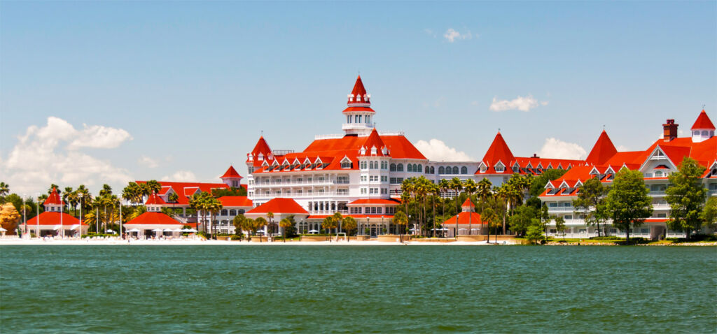 Disney's Grand Floridian Resort & Spa.