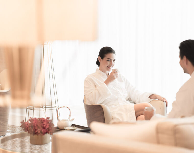 Going Holistic all the Way - The Spa at Four Seasons Hotel Kuala Lumpur