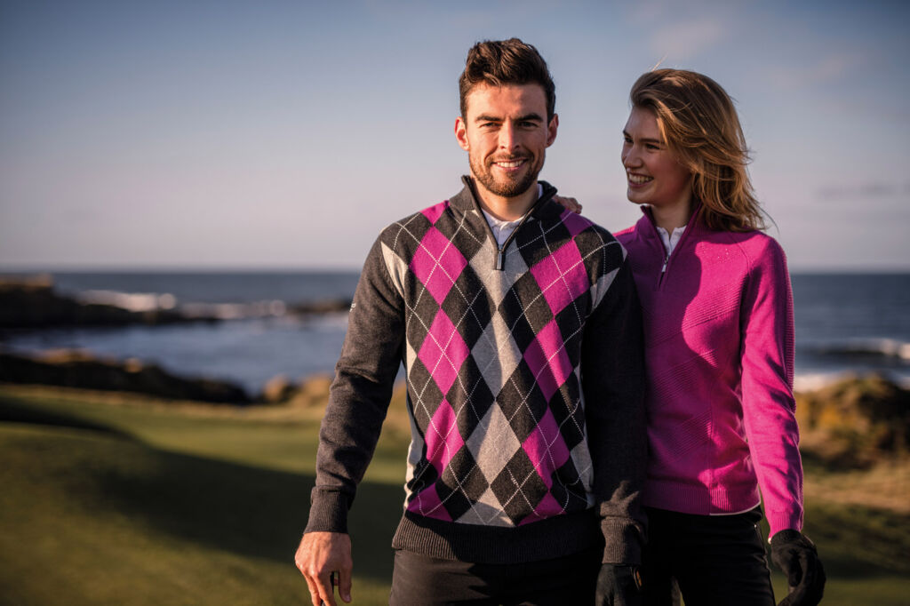 High Performance and Luxury in Glenmuir's Autumn Winter 2019 Collection 1