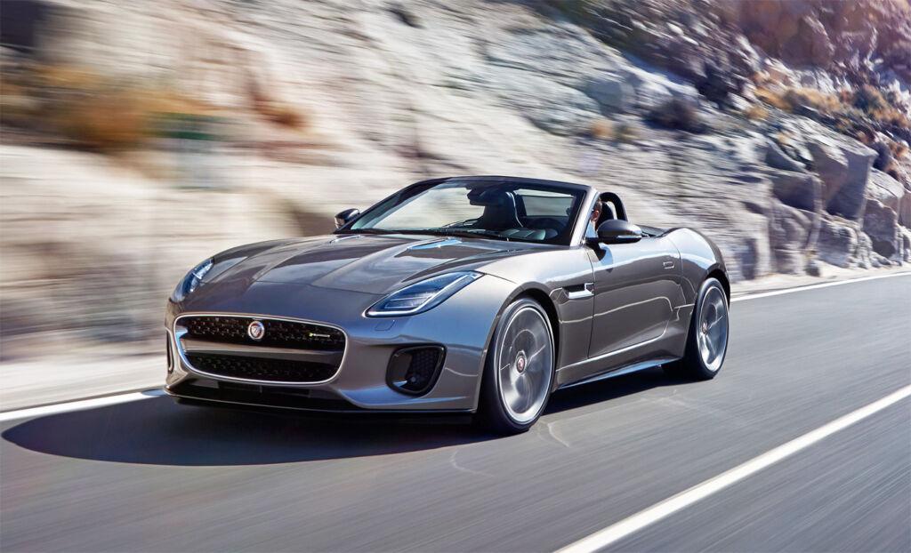 Luxurious Magazine Road Test: The Jaguar F-TYPE Convertible R-Dynamic 5