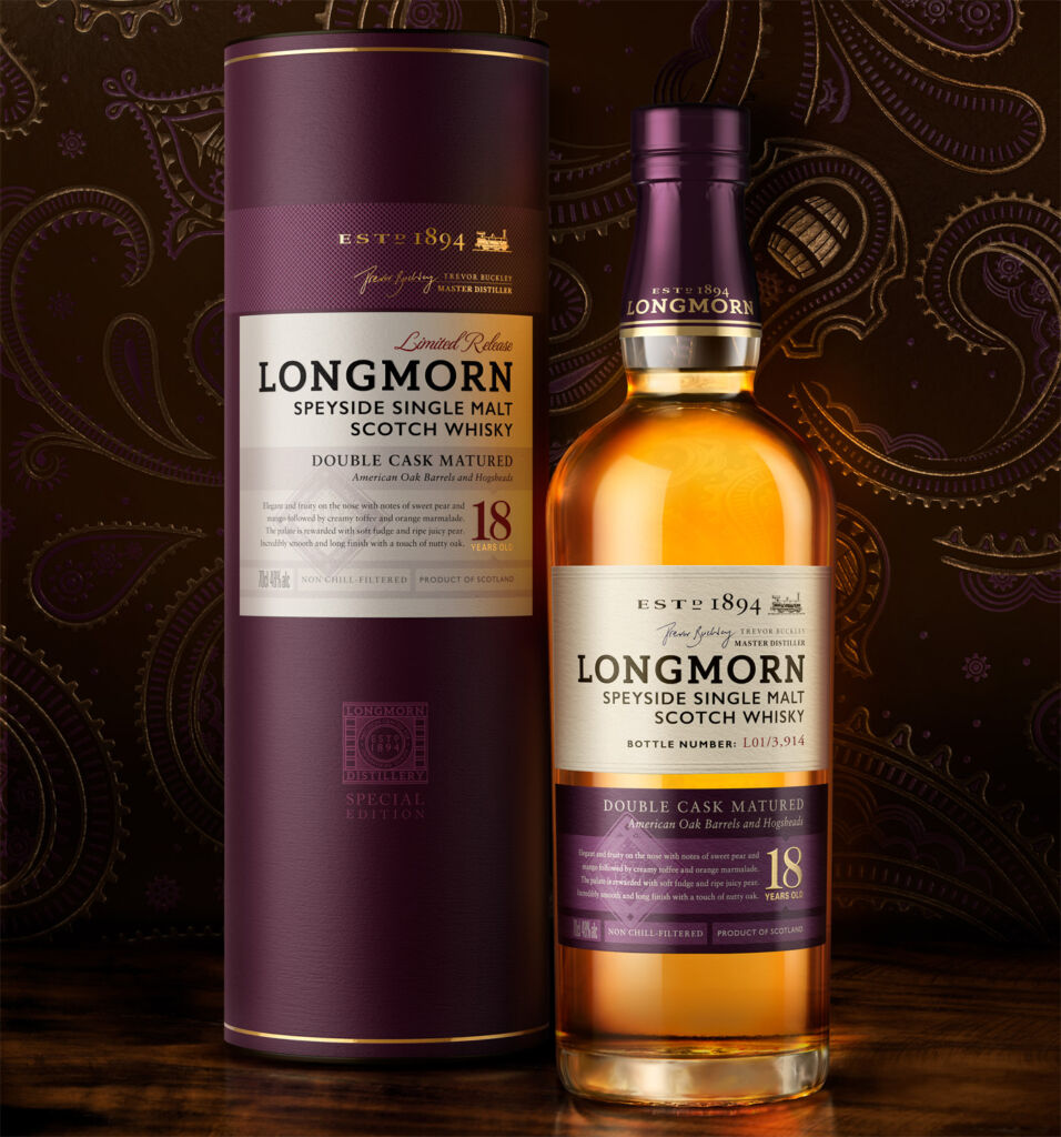Longmorn Speyside Single Malt Scotch Whisky