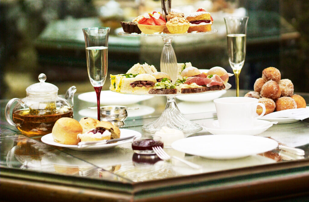The Petersham Restaurant Afternoon Tea