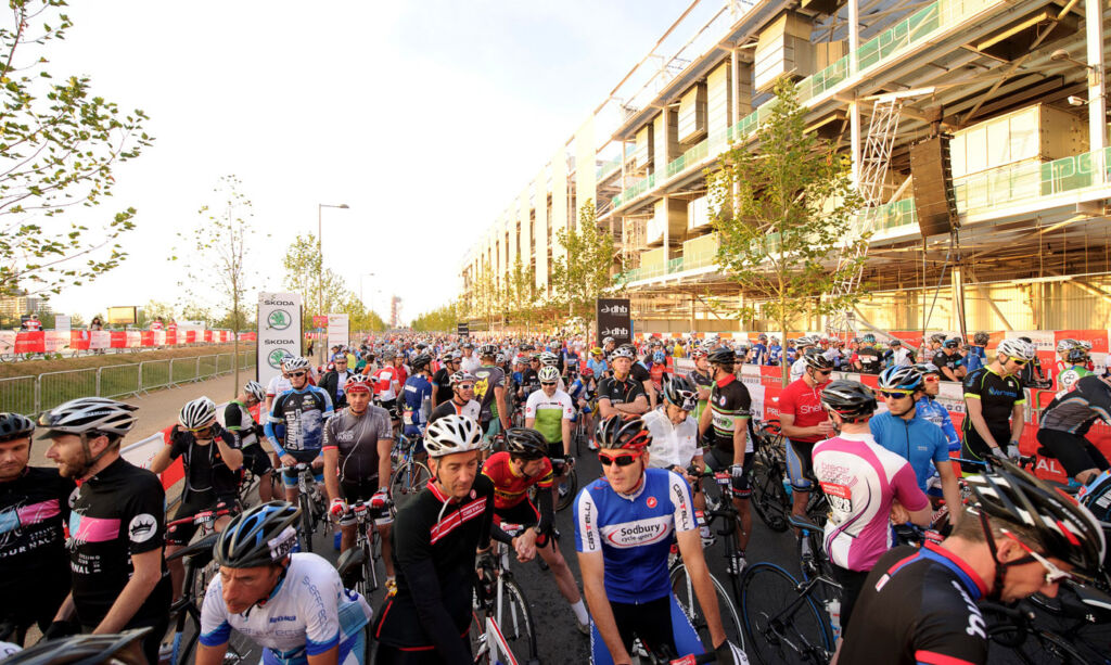 A Practical Guide to Nutrition Before and During the Prudential Ride London 5