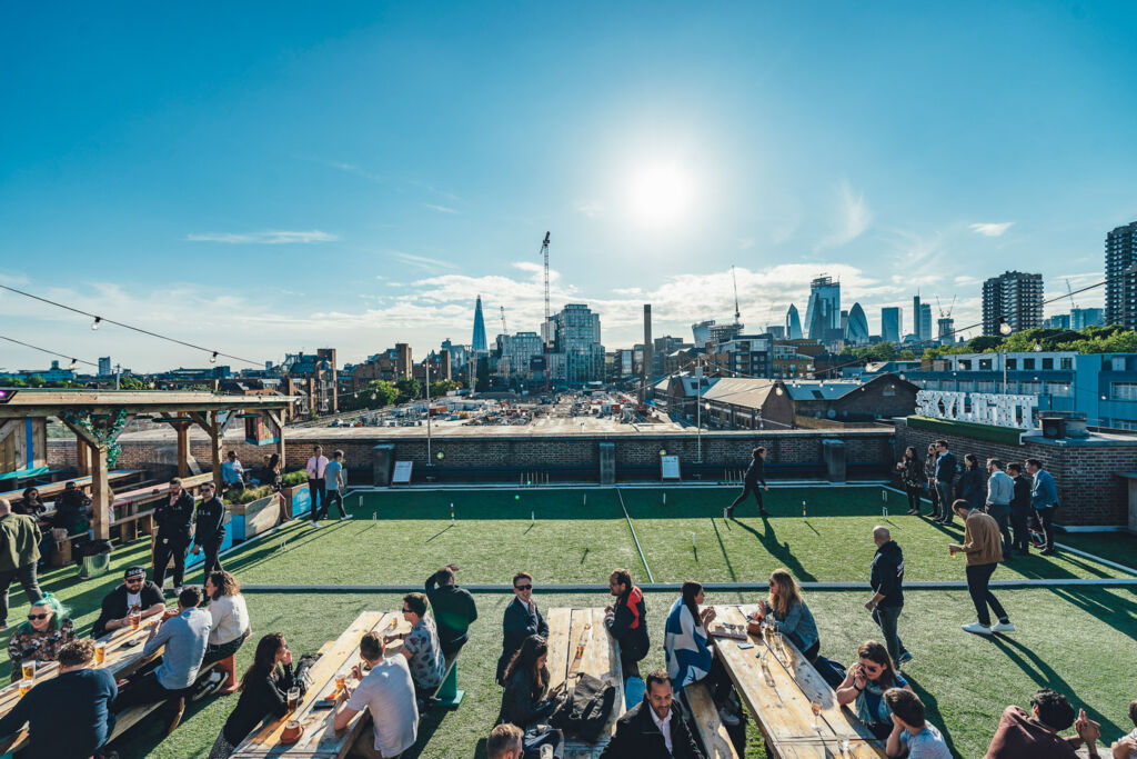 Skylight Rooftop: Cocktails, Croquet And Stunning City Views 5