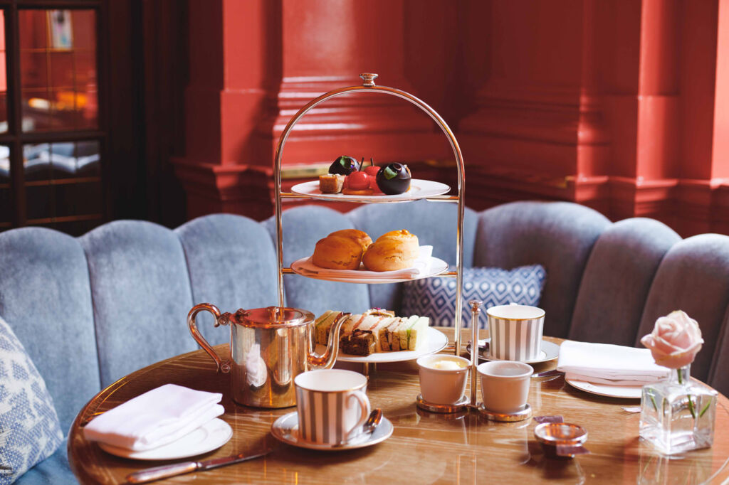 The Coral Room Afternoon Tea