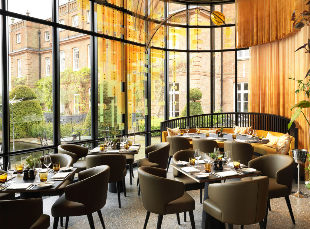 Glamour And Gastronomy At The Grove And The Glasshouse 5