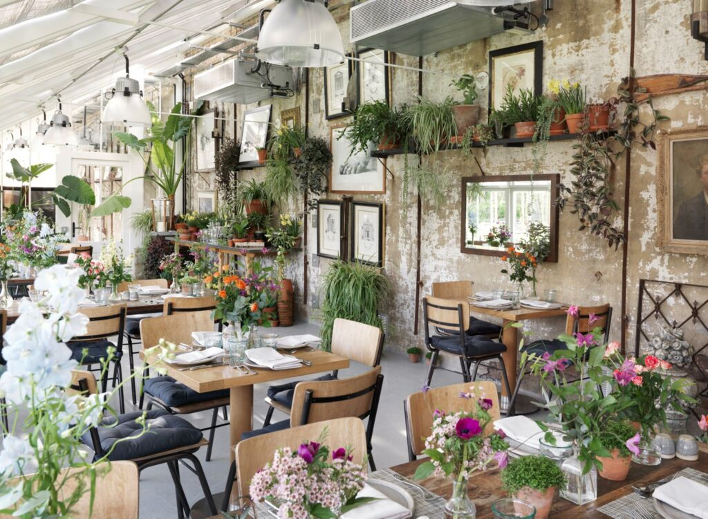 The Potting Shed.