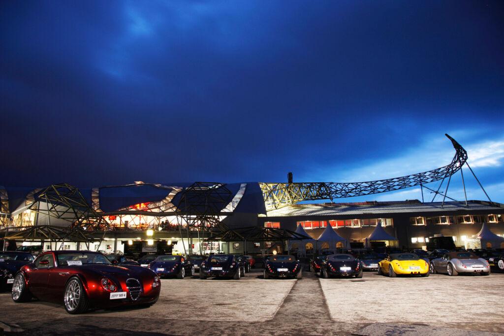 Wiesmann Gecko HQ in Dülmen, Germany.