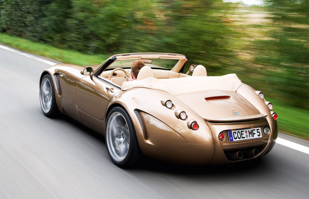 Interview With Roheen Berry, Owner & CEO Of Wiesmann 7