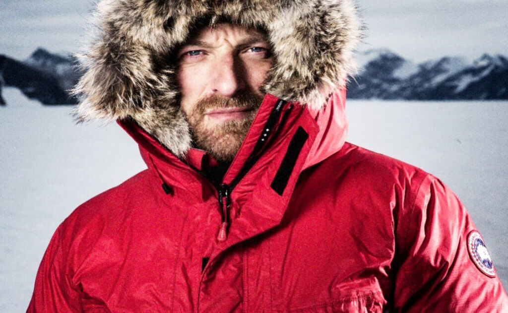 Interview with Ben Saunders, Polar Explorer and ambassador for Land Rover and Canada Goose