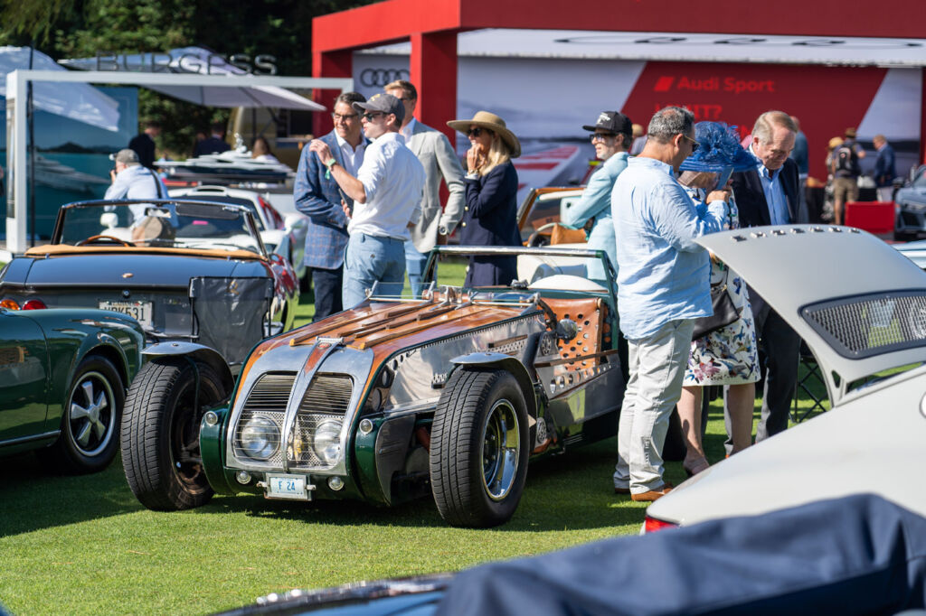 6,000 people were wowed at the 2019 The Quail