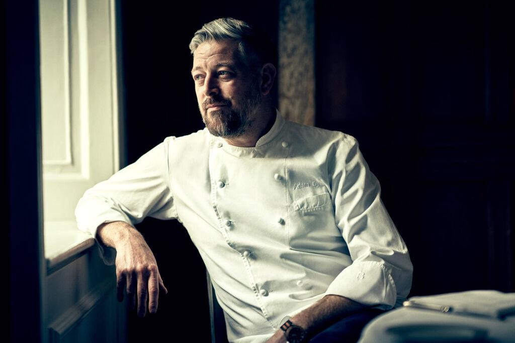 Chef Adam Byatt.
