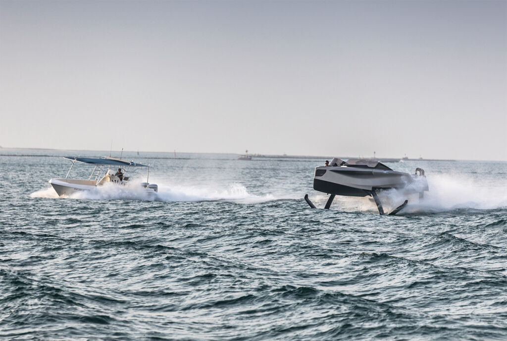 The 2020 Foiler Gets a Joystick Making Flying on the Water a Cinch! 5