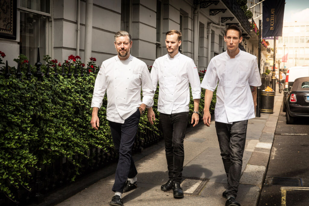 Charlie's, A New Contemporary Mayfair Restaurant led by Chef Adam Byatt