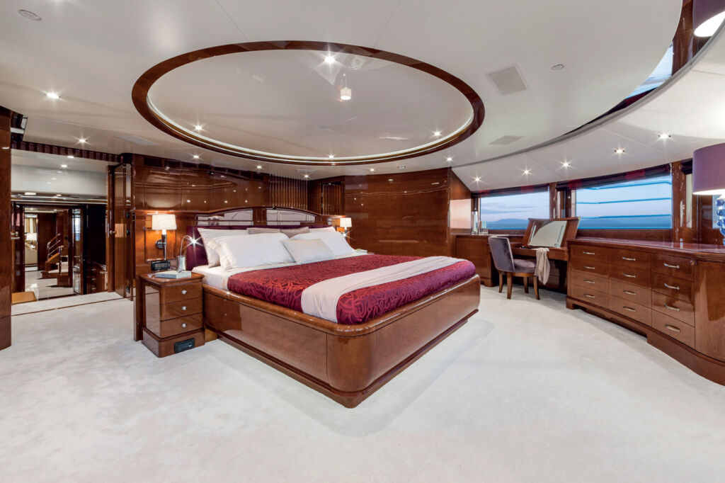 The 145-Foot Superyacht Checkmate Gets a Massive Price Reduction 6