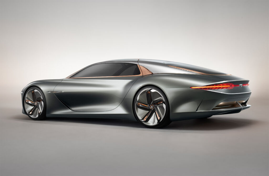 Cumbria Crystal Shines In Bentley's Centenary Concept Car 4