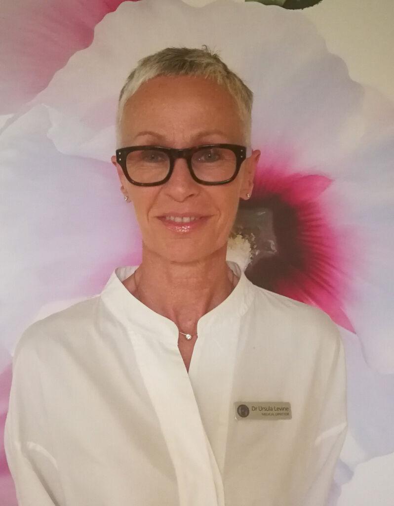 Dr Ursula Levine Grayshott Health Spa