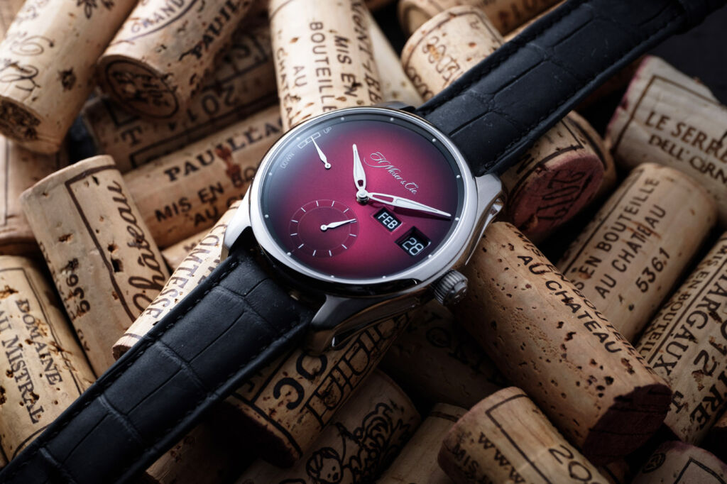 New Perpetual Calendar From H. Moser & Cie Gets a Dual Display Window 5