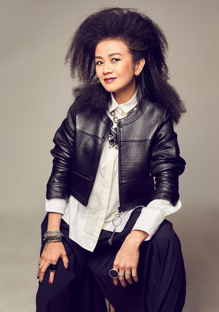 Malaysian Fashion Designer Melinda Looi