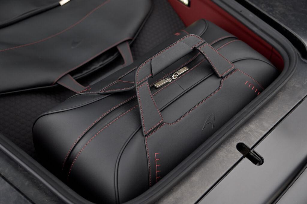 McLaren GT luggage – Weekend bag