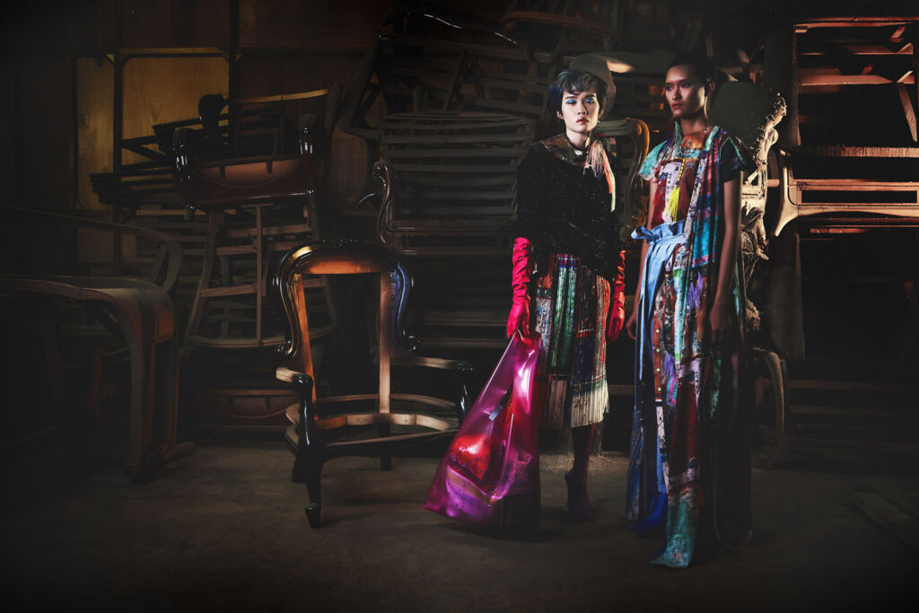 Melinda Looi Fashion Design - Quirky, fun and forward-thinking.