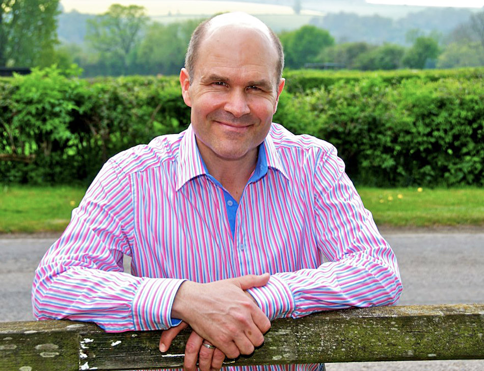 Luxurious Magazine Interview with Neil Philips The Wine Tipster