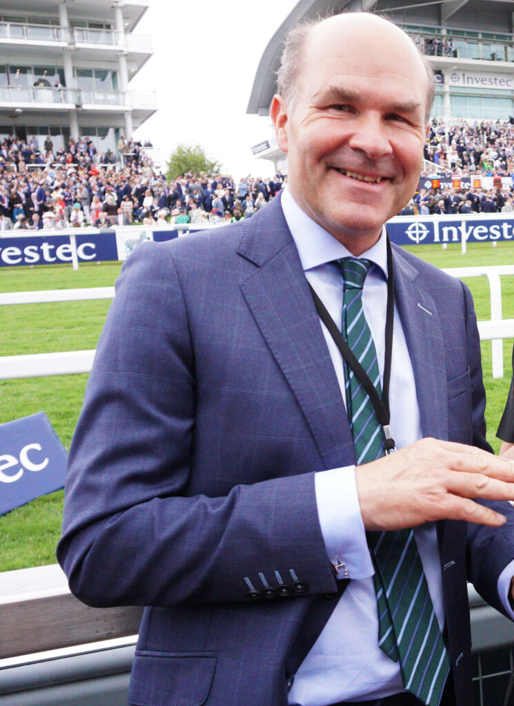 Neil Phillips at The Investec Derby Festival 2019.
