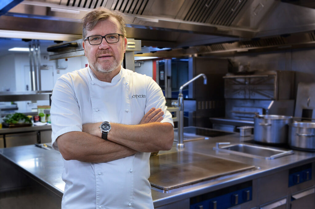 Nigel Haworth, Chef Ambassador for Northcote.