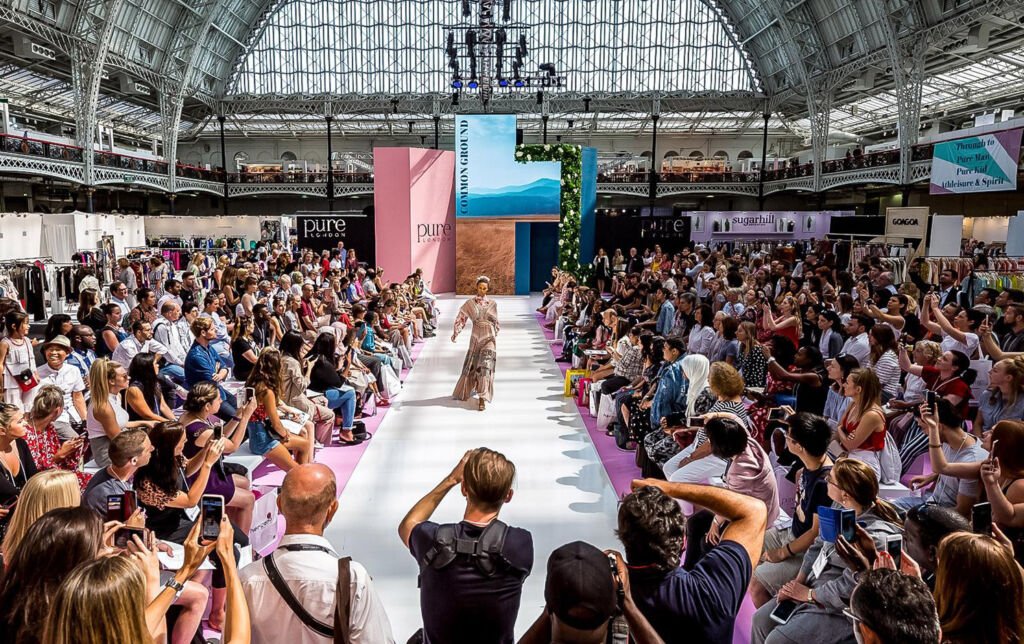Thousands Wowed at Pure London Thanks to Fashion Forward Showstoppers