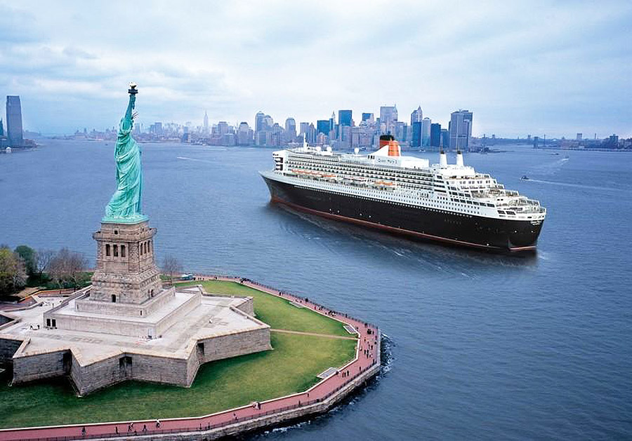 Queen Mary 2 Will be Gracing the Screens in Steven Soderbergh's New Feature Film