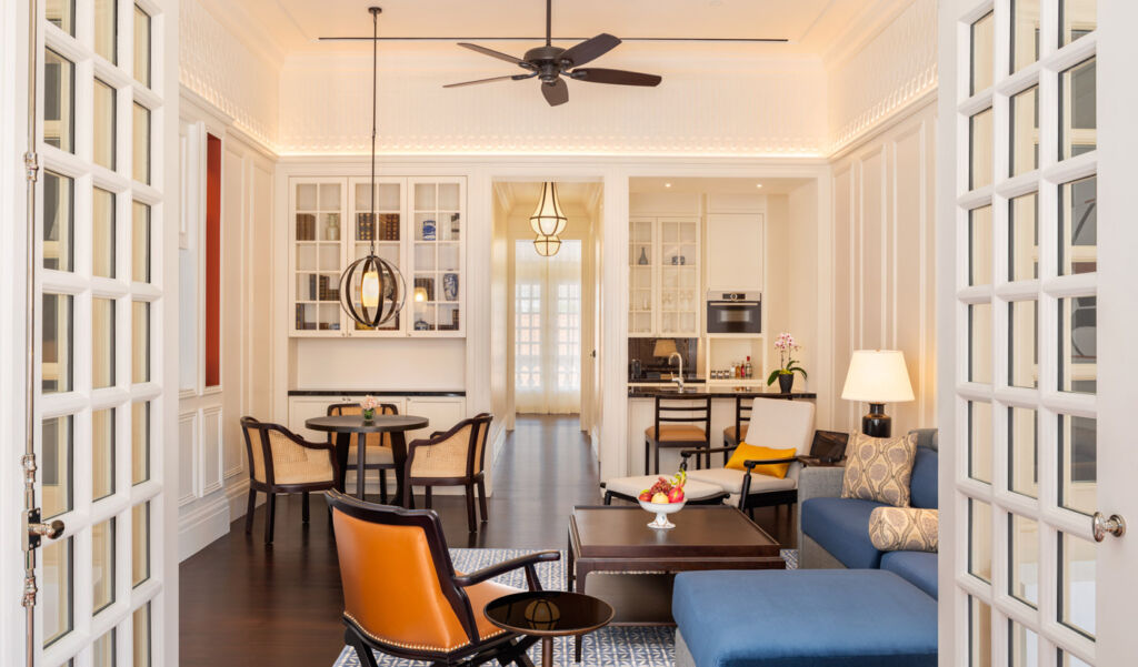 Raffles the Iconic Hotel in Singapore Reopens After Major Renovation 6