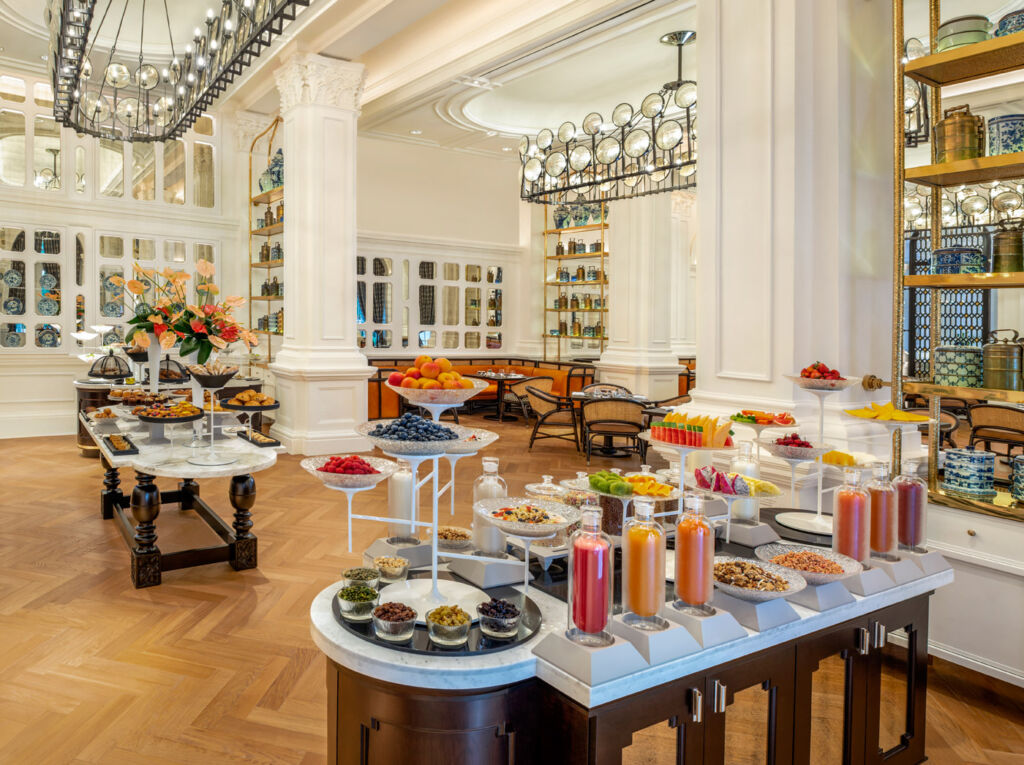 Raffles the Iconic Hotel in Singapore Reopens After Major Renovation 7